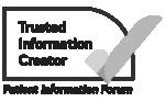 Patient Information Forum logo