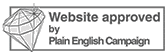 Plain English Campaign logo
