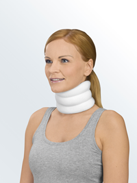 Photograph of woman with Herefordcollar.png