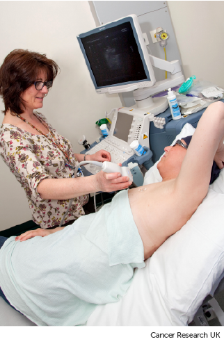 Breast Ultrasound Scan Diagnosing Breast Cancer Cancer Research Uk