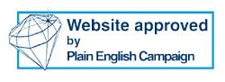 Plain English Campaign Crystal Mark